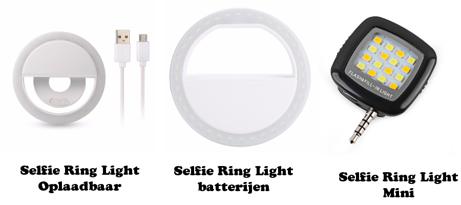 Selfie Ring light review